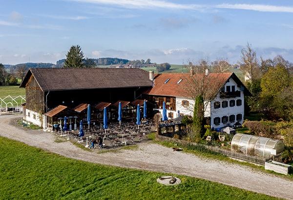 Urthalerhof-Biergarten
